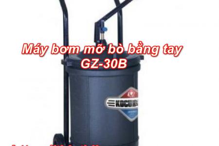 Nhà cung cấp máy bơm mỡ bò bằng tay GZ-30B chính hãng, uy tín nhất