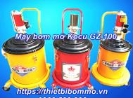 Bật mí 5 Ưu điểm nổi bật của máy bơm mỡ Kocu Gz-100