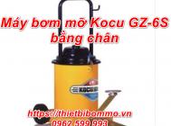 Tips 3 Tính năng nổi bật của Máy Bơm Mỡ Kocu - 6S