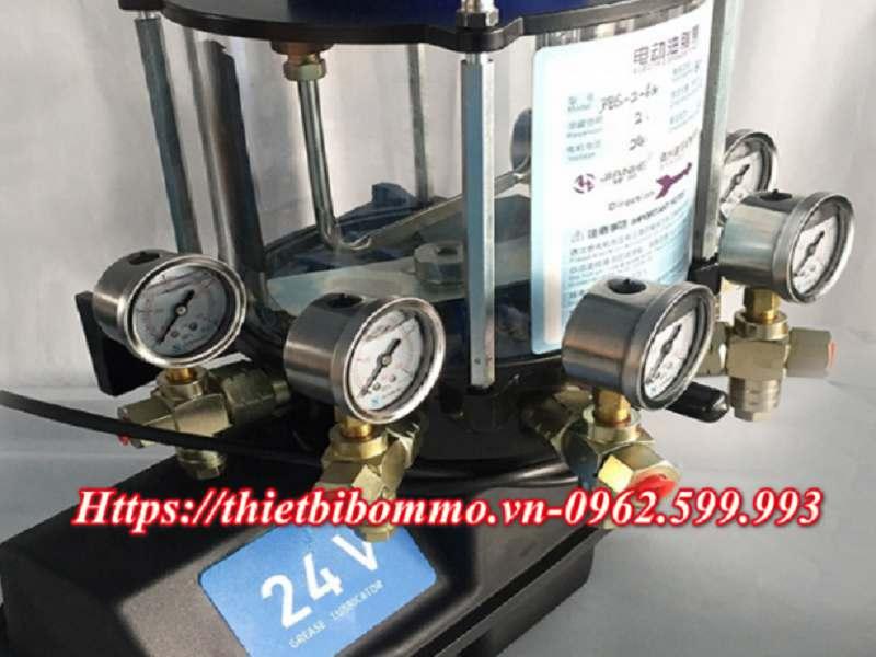 3 Ưu điểm vượt trội của máy bơm mỡ bằng điện 24v bạn nên biết