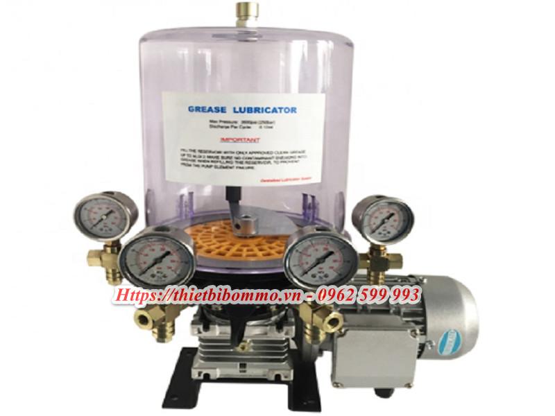 Bơm bôi trơn mỡ điện loại DBT của Hệ thống bôi trơn tùy chỉnh