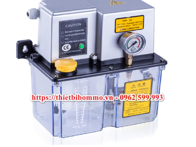 Bán máy bơm dầu điện 220v cho hệ thống dầu bôi trơn tập trung