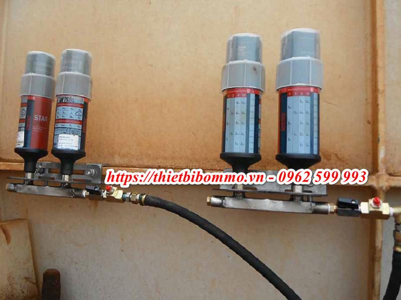 4 Tiện ích nổi bật của máy bơm mỡ chạy điện mang lại