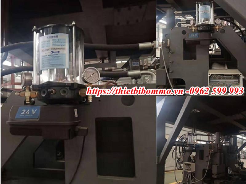 Bán Máy bơm mỡ tự động có 1-6, đầu ra chính hãng giá rẻ tại Hà Nội