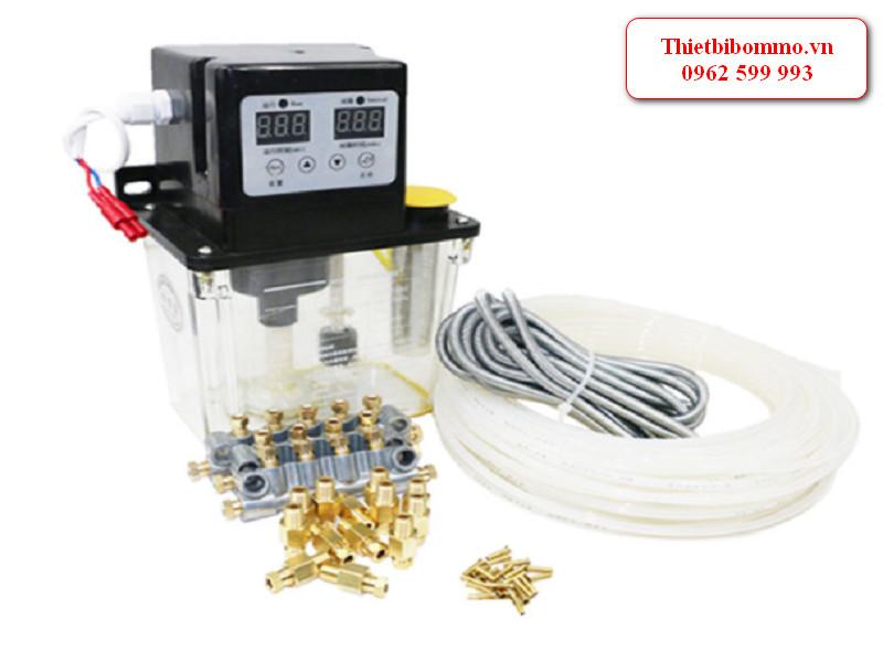 Bán Bơm Bôi Trơn Tự Động Điện Lube AC220V chất lượng cao
